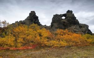 Rauðaskriða - Dimmuborgir