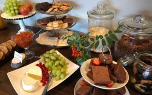 Rauðaskriða - Breakfast buffet