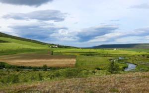 Rauðaskriða - Countryside