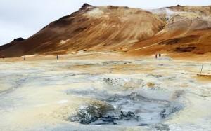 Rauðaskriða - Námaskarð