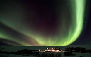 Rauðaskriða - Aurora